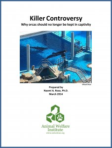 Killer Contoversy - AWI Report